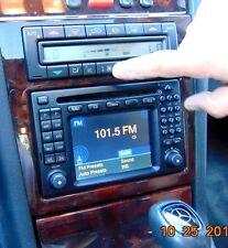 Mercedes W210 Radio Stereo Amp Amplifier Bose 2108202689 OEM