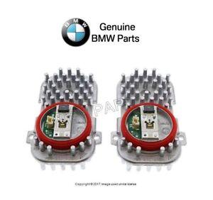 For BMW 3 4 6 Series Headlight Halo Ring LED Set Genuine 63 11 7 263 051