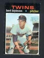 1971 Topps #26 Bert Blyleven EX/EX+ RC Rookie Twins 129825