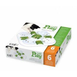 Catit Play Treat Puzzle Unit 40 x 40 x 8cm - Pet Toy - Pet Fun - Pet Exercise