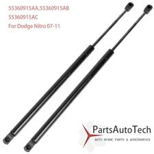 Rear Trunk Tailgate Lift Support Spring Shock Strut For Dodge Nitro 07-11 (2pcs)