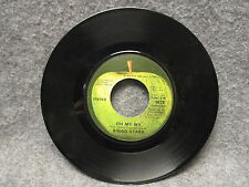 "45 RPM 7"" Record Ringo Starr Step Lightly & Oh My My 1973 EMI Records 1872"