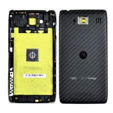 New Motorola OEM Back Cover Housing Door for DROID RAZR HD XT926 - CARBON BLACK
