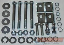 Fitting Kit Complete, Rear Bumper, MG MGB, MGC & MG GT's 62-75