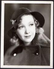HELEN TWELVETREES 30's actress VINTAGE ORIG PHOTO portrait