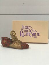 Just The Right Shoe by Raine Aladdin'S Delight 1999, With Box Item 25028