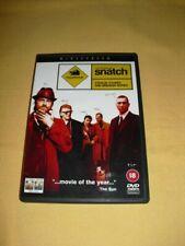 Snatch DvD (Import UK)  Brad Pitt Jason Statham Stephen Graham