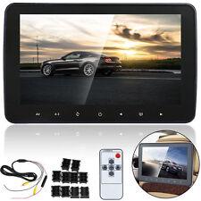 "10"" HD Car Vechile Digital MP5 LCD Screen Slim Headrest Monitor Portable"