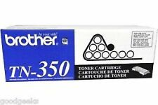(5) pack Genuine Brother TN350  tn 350 Cartridges oem open box
