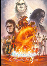 JDR RPG JEU DE ROLE / CAPHARNAUM 1ERE EDITION  LE ROYAUME DES CIEUX