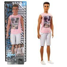 Cali Cool Ken | Barbie | Mattel FJF75 | Original Fashionistas 17 | Puppe
