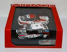 HPI Racing 8590 1/43 Lancia Delta Toyota Celica Set Rallye Monte Carlo 1990 RARE