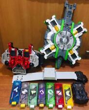 DX Double Driver Gaia Memory Kamen Rider Transformation Belt