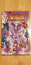 AVENGERS ABSOLUTE VISION BOOK 2~ MARVEL DELUXE TPB BRAND NEW