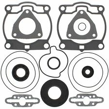 Polaris Fusion 700, 2006, Full Gasket Set & Crank Seals