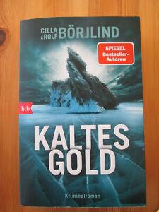"""""""Kaltes Gold"""" von Cilla & Rolf Börjlind Krimi, 2020"""