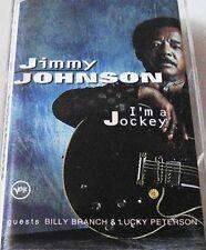 New: Johnson,Jimmy: I'm a Jockey  Audio Cassette