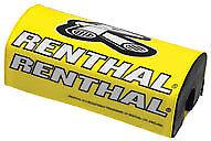 Renthal Fatbar Bar Handlebar Pad Honda Kawasaki Suzuki KTM Yamaha Yellow Cushion