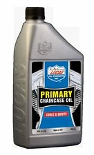 Lucas Oil H/D Primary Motorcycle Chain Case Oil 946ml 1Qrt