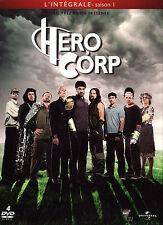 Hero Corp - Saison 1 - Simon Astier - Eds. Universal - 2008