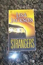 FREE SHIPPING Romantic Suspense Paperback Novel Book STRANGERS by Lisa Jackson