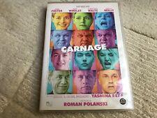 Time of Vintage - DVD Carnage - Roman Polanski - Drammatico EZ-A201 - Usato