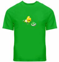 Unisex Tee T-Shirt Men Women Print Shirts Cute Funny Koopa turtle Super Mario