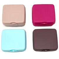 4er Set Brotdose Kunststoff | Brotbüchse Butterbrotdose | Lunchbox Vesperdose