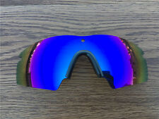 Ice Blue polarized Replacement Lenses for oakley M Frame 2.0/nose clip