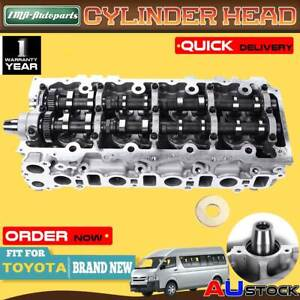 Cylinder Head Assembly for Toyota HiAce Hilux Land Cruiser Prado 1KD-FTV 3.0L