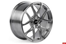 APR S01 Forged Wheels Set OPEN BOX 18x8.5 Brushed Gun Metal / Machined WHL00011