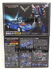 takara tomy Transformers Masterpiece MP-25 TRACKS Corvette Stingray G1 figure