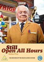 Still Open All Hours Series 5 [DVD] [2019][Region 2]