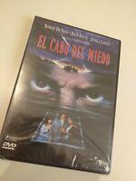 Dvd EL CABO DEL MIEDO CON ROBERT DF NIRO  ( precintado nuevo )