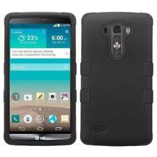 Étuis, housses et coques etuis, pochettes noires LG G3 pour téléphone mobile et assistant personnel (PDA)