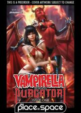 (WK12) VAMPIRELLA VS PURGATORI #1A - CHEW - PREORDER MAR 24TH