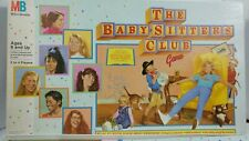 THE BABY-SITTERS CLUB BOARD GAME - Vintage Collectables & Toys