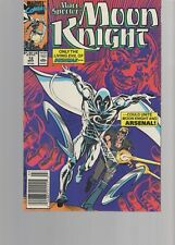 Marc Spector   MOON KNIGHT 12  /  TV SERIES ANNOUNCED  MARVEL COMICS