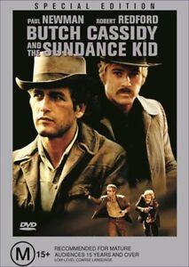 Butch Cassidy And The Sundance Kid DVD