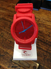 Rip Curl Cambridge Red Watch - BRAND NEW 50% OFF rrp