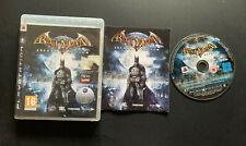 Batman Arkham Asylum PS3 Play Station 3 PAL Française Fra