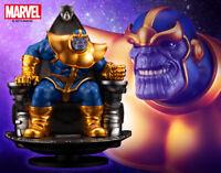 Kotobukiya Marvel THANOS ON SPACE THRONE Fine Art Statue BRAND NEW IN BOX