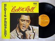 Elvis Presley Rock 'N' Roll -1E -2E UK LP RCA Victor SF 8233 1972 EX/EX