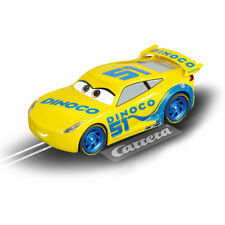 CARRERA Slot Car 27540 Disney Pixar Cars 3 Cruz Ramirez  - 1/32 Scalextric