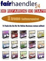 XTREME SOFTWARE PACKAGE 15 Tools für Ihr Online Business ENGLISH Geschäft MRR