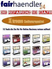 XTREME SOFTWARE PACKAGE 15 Tools für Ihr Online Business ENGLISH Geschäft MRR
