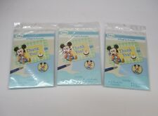 Lot 3 Mickey 1st Birthday Boy Disney Mickey Mouse Kids Party Thank You Note Card