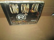 COO COO CAL - ALL OR NOTHING rare Gangsta Rap cd MIKE MOE Gloc-9 12 songs NEW