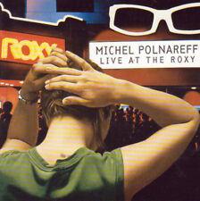 CD audio.../...MICHEL POLNAREFF.../...LIVE AT THE ROXY...
