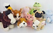Webkinz No Codes Pug Clydesdale Chihuahua Zum Bush Baby Rhino Pig Bulldog Frog